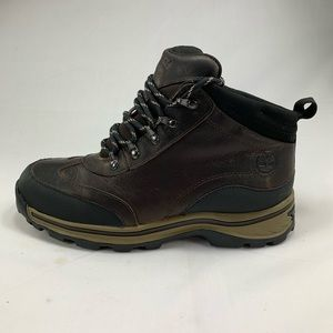 Timberland Trial Hiker - Brown Leather - Sz 5